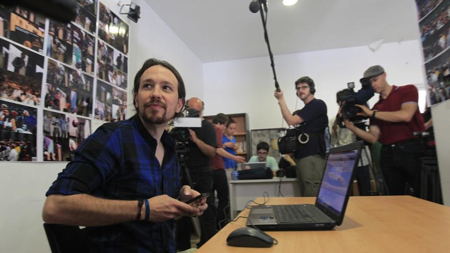 Pablo Iglesias asistirá el domingo a la concentración que ha convocado Podemos en Toledo con motivo del Día de C-LM