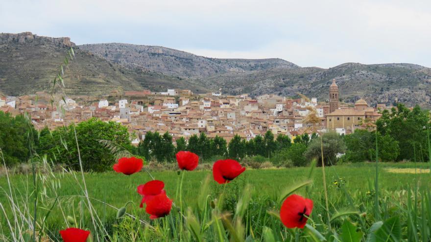 En Oliete (Teruel) conectan el medio urbano con el rural con un ADSL de 10 Mbps.