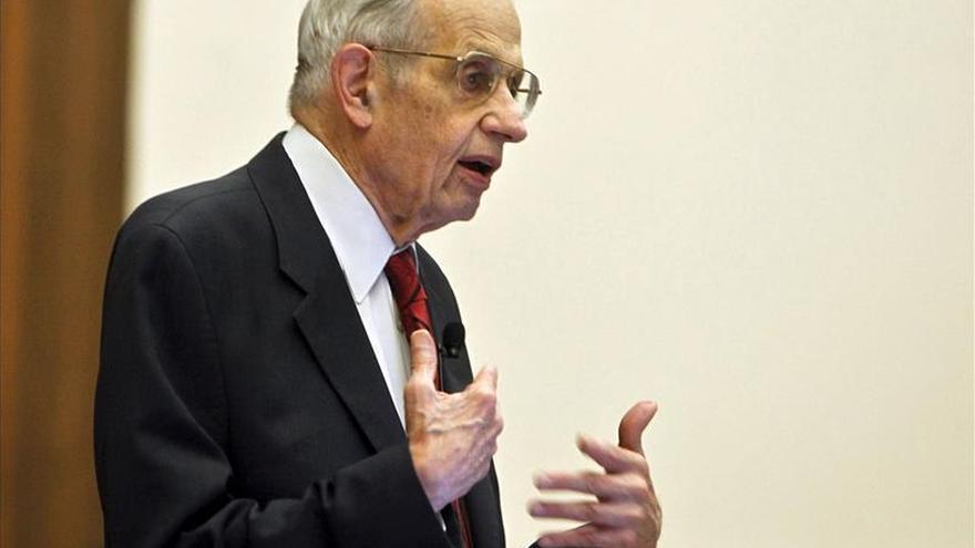 """Fallece en accidente el Nobel John Nash, que inspiró """"Una mente maravillosa"""""""