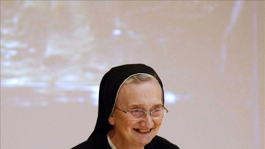 Isabel Guerra, la monja pintora: Me llaman la eterna insatisfecha
