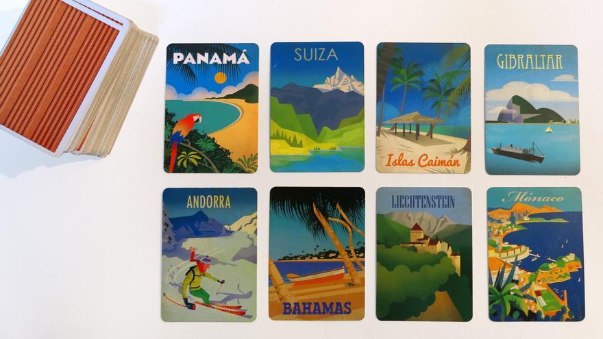 Los ocho paraísos fiscales de 'El Ladrillazo'