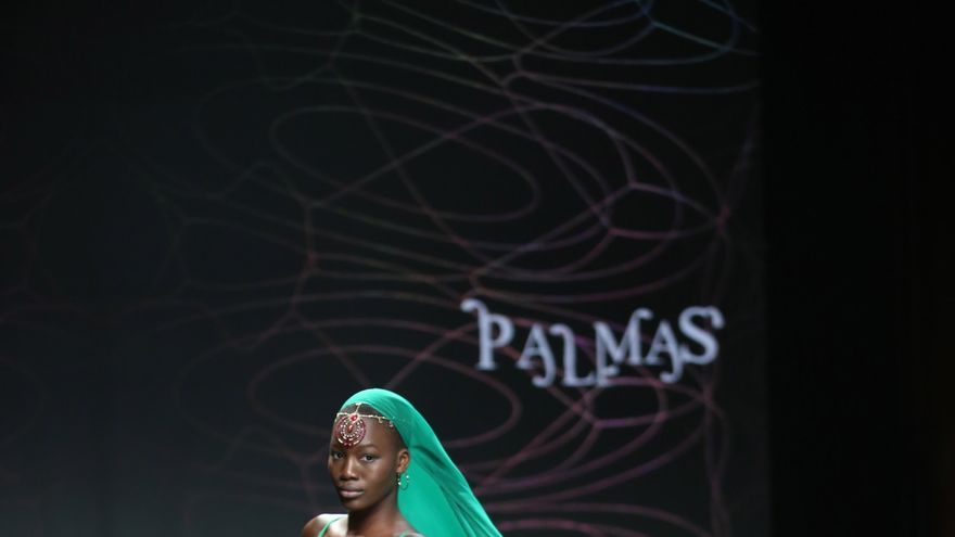 Colección de Palmas en Gran Canaria Moda Cálida