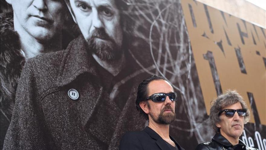 Duncan Dhu arranca en Pamplona su gira nacional doce años después