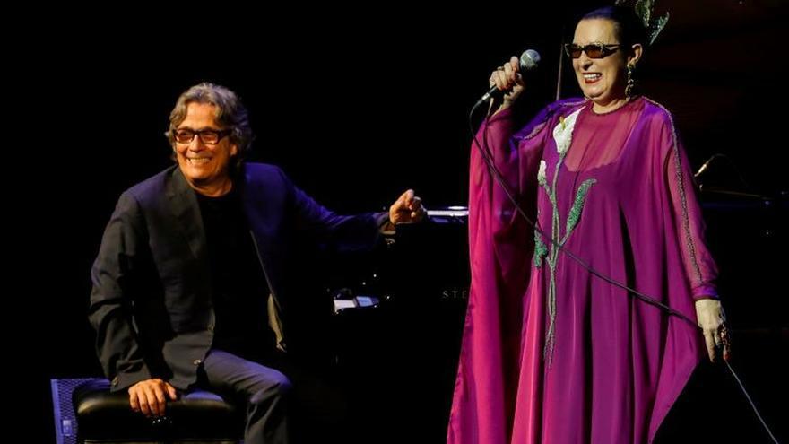 Martirio y Chano Domínguez homenajean a Bola de Nieve y unen Andalucía y Cuba