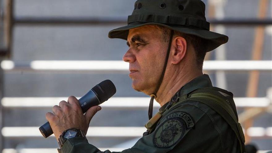 Un avión militar de EE.UU. violó el espacio de Venezuela, dice el ministerio de Defensa