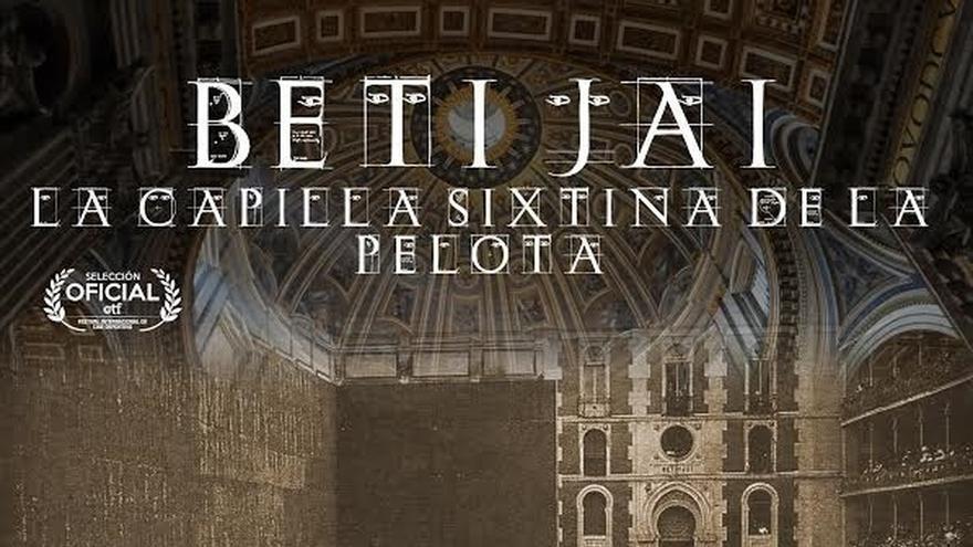 El documental 'Beti Jai', del cántabro Zubelzu, seleccionada en el I Festival Iberoamericano de Cortos de Mallorca