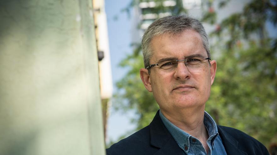 El periodista Carlos Escolà