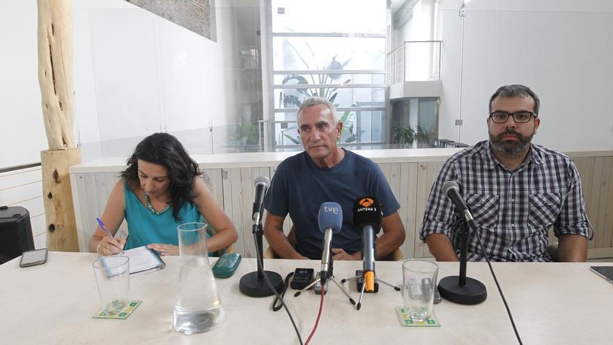 Pablo Iglesias apoya que Cañamero encabece la lista de 'Unidos Podemos' por Jaén al Congreso
