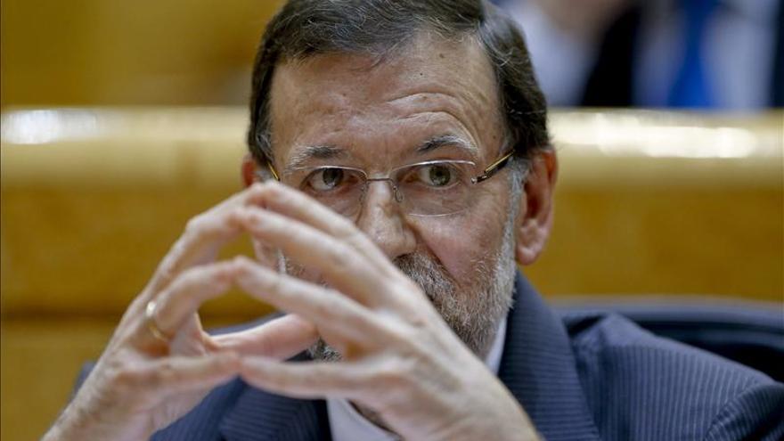 Rajoy afirma que la mayoría de pensionistas ganará poder adquisitivo este año