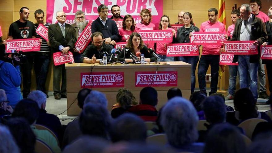 """La alcaldesa de Berga planta al juez y no comparece por mantener la """"estelada"""""""