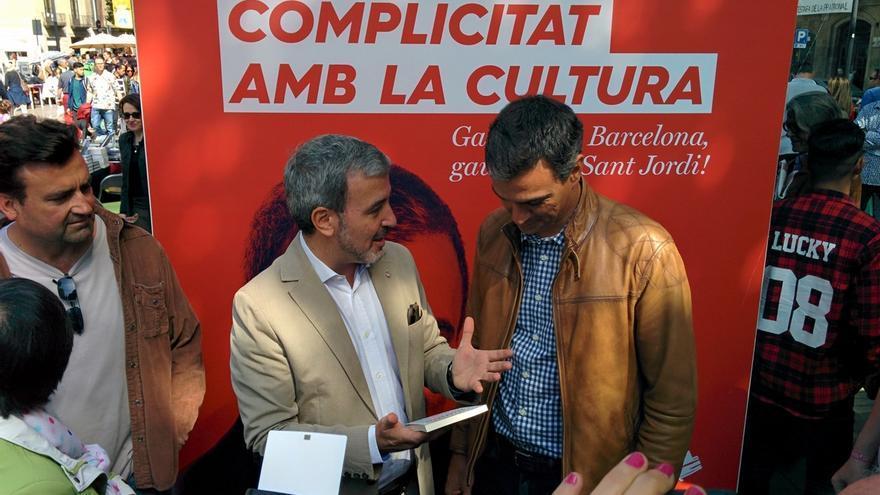 Pedro Sánchez cree que no es día de pedir firmas para el referéndum