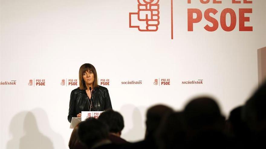 Idoia Mendia (PSE) pide un debate serio y sosegado en el PSOE, sin insultos