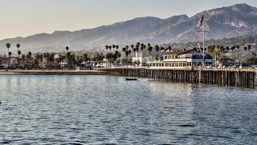 El muelle de Santa Bárbara. Foto: Flickr