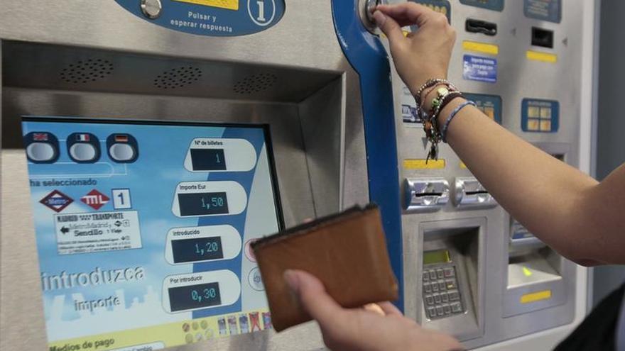 El transporte urbano se financia en un 53 % con los ingresos por billetes