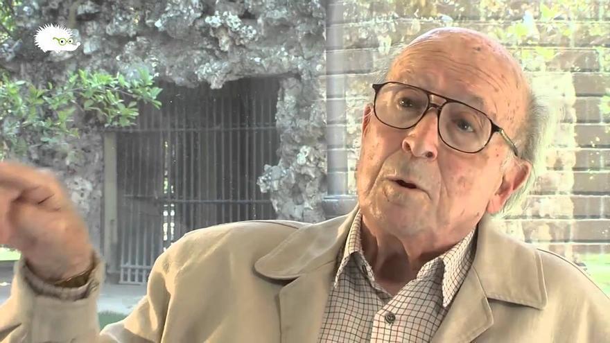 El periodista, traductor y escritor cántabro Jesús Pardo.