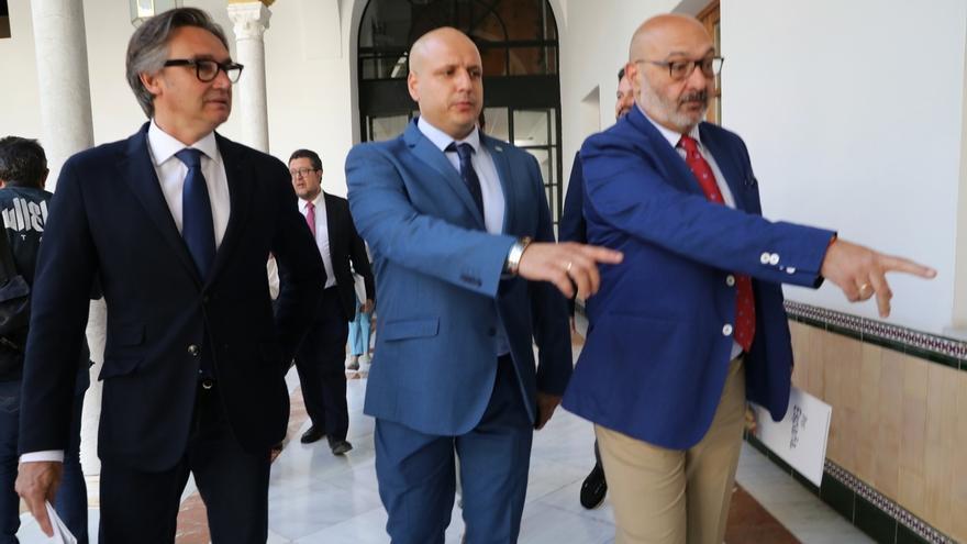 Vox registra su enmienda a la totalidad a los Presupuestos andaluces del Gobierno de PP-A y Cs para este año
