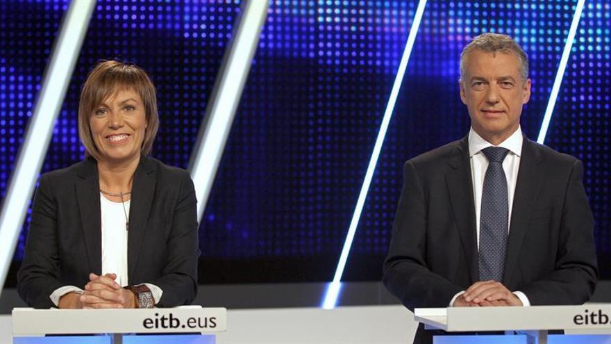 Los candidatos vascos marcan distancias en economía y autogobierno
