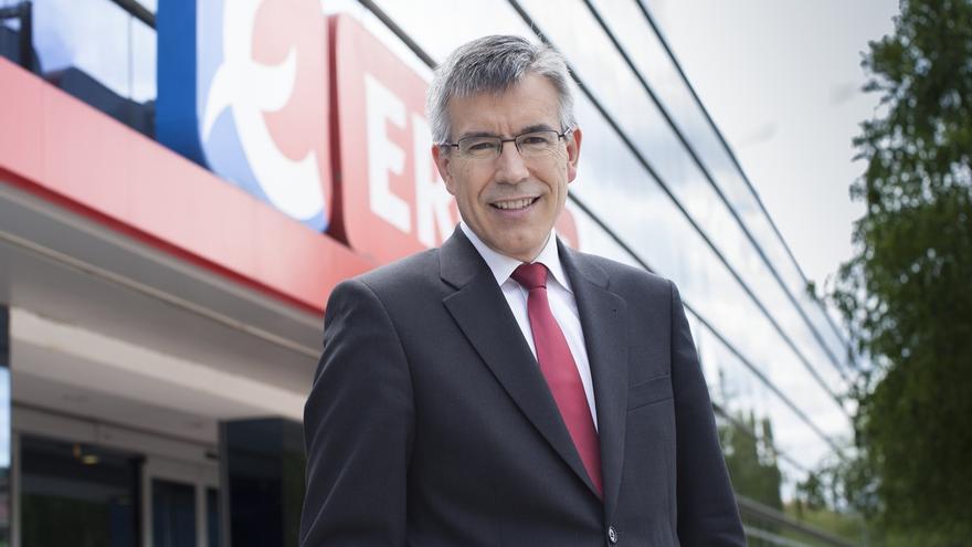Eroski prevé volver a beneficios en 2016 y espera que 2015 sea el último año que cierre con pérdidas
