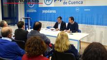 """El """"abuso de autoridad"""" de Prieto frena la candidatura del sector crítico del PP"""