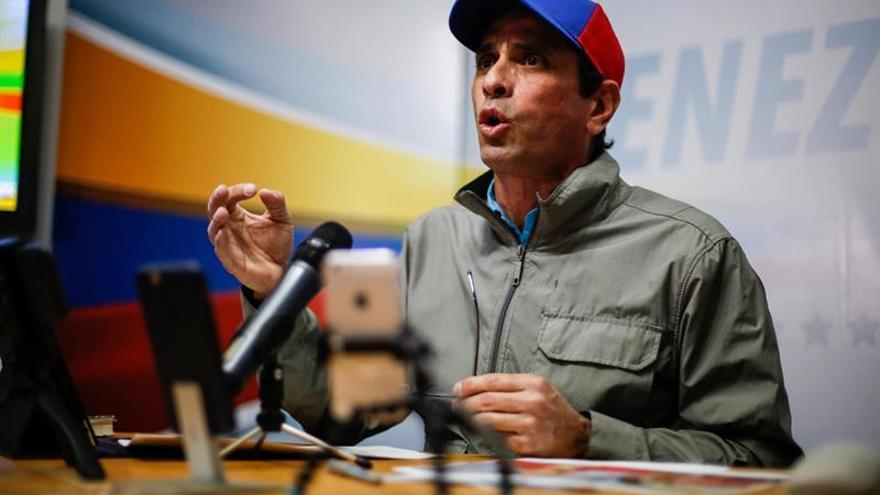 La oposición venezolana garantiza resultados confiables en su consulta popular