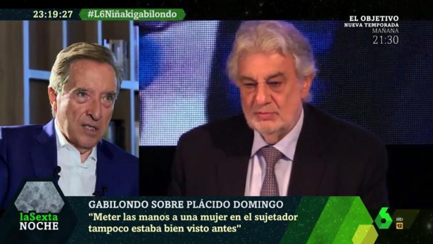 Iñaki Gabilondo en 'laSexta Noche'