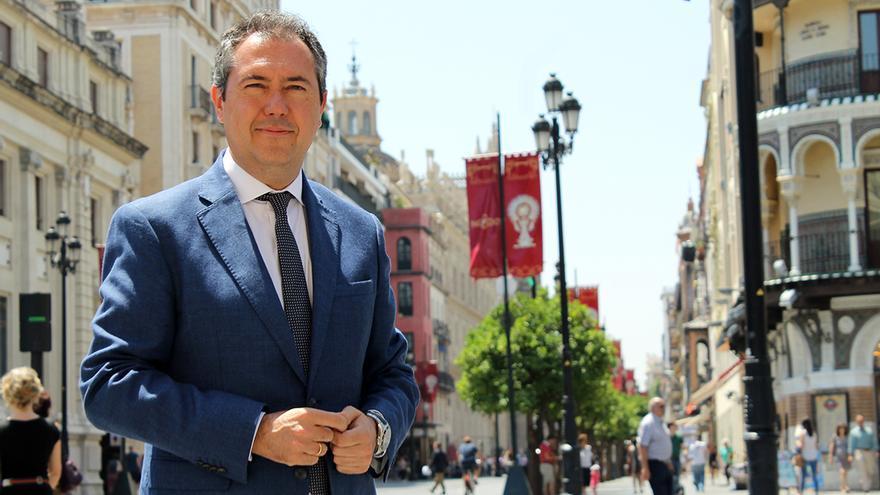 Juan Espadas. / J.M.B.
