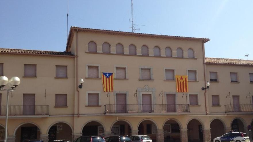 """Navàs (Barcelona) se declarará este lunes """"territorio catalán libre y soberano"""""""