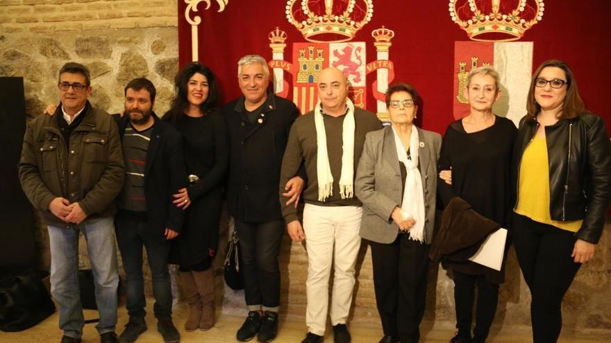 Presentación de la Ley de Memoria Democrática en el Parlamento de Castill-La Mancha