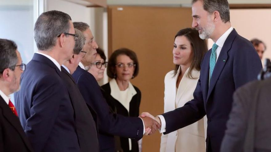 Los hispanistas piden a Felipe VI apoyo a la lengua española en la escuela marroquí