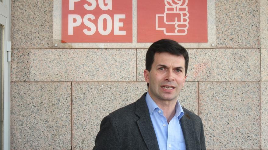 """Gonzalo Caballero defiende que su candidatura """"ni tiene tutelas ni baronías detrás"""": """"Surge de la militancia de base"""""""