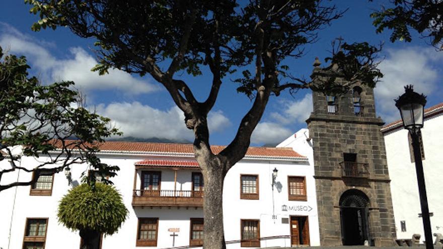 Sede de la Escuela de Música en Santa Cruz de La Palma.