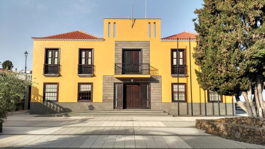 Ayuntamiento de Tijarafe.
