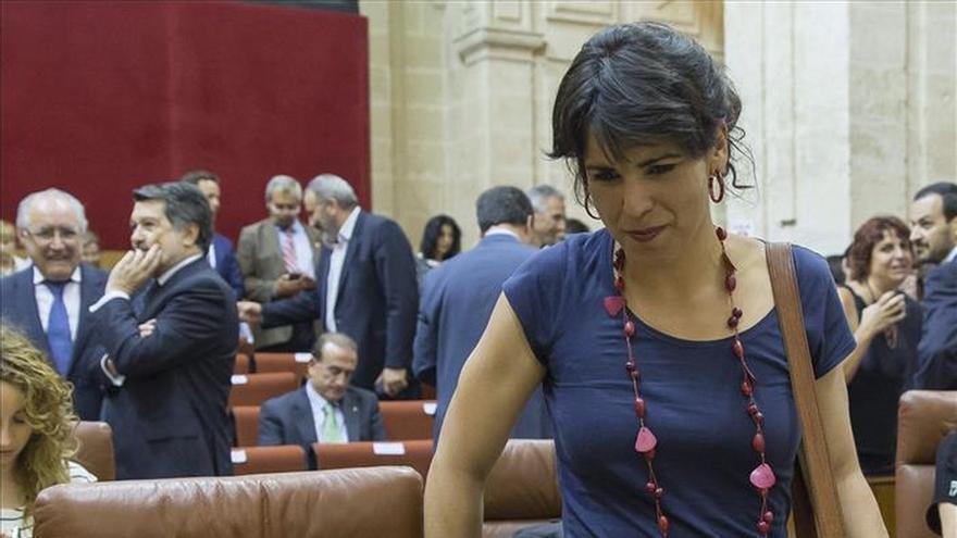 Rodríguez se muestra contraría a la repetición de las elecciones andaluzas