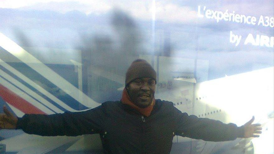 Joseph Blaise, camerunés que murió en la tragedia de Ceuta/Imagen Cedida