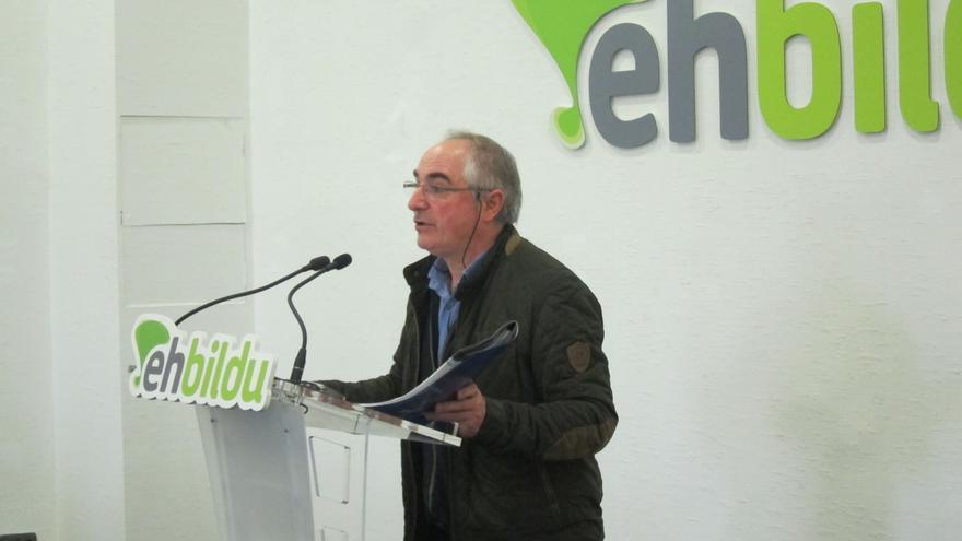"""Olano (EH Bildu) apuesta por una """"transformación radical"""" del actual Impuesto de Sociedades"""