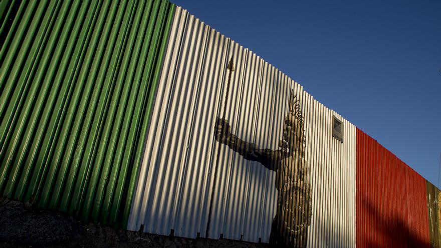 Muro entre México y EEUU | José Pedro Martínez