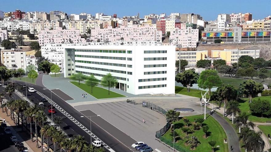 Arranca el plan de reposición de las viviendas del barrio de La Rehoyas, en Las Palmas de Gran Canaria