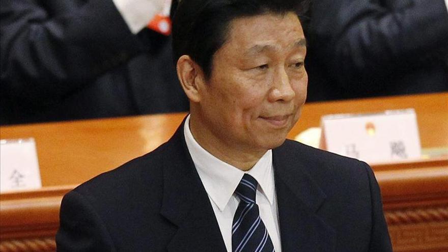 El vicepresidente chino inicia una visita oficial a Venezuela con un homenaje a Bolívar