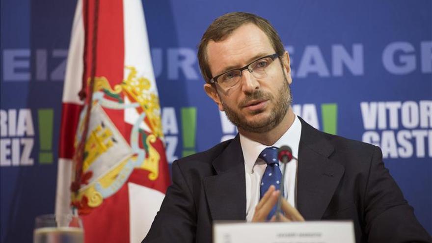 La Fiscalía vasca cita al alcalde de Vitoria (PP) por incitación al odio