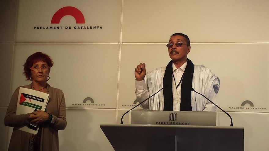 El Polisario pide a España que influya en la ONU para resolver el conflicto del Sáhara Occidental