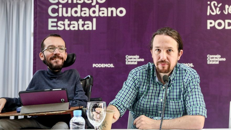 """Echenique responde a Iglesias: """"Vetar a Pablo Iglesias es vetarnos a todos"""""""
