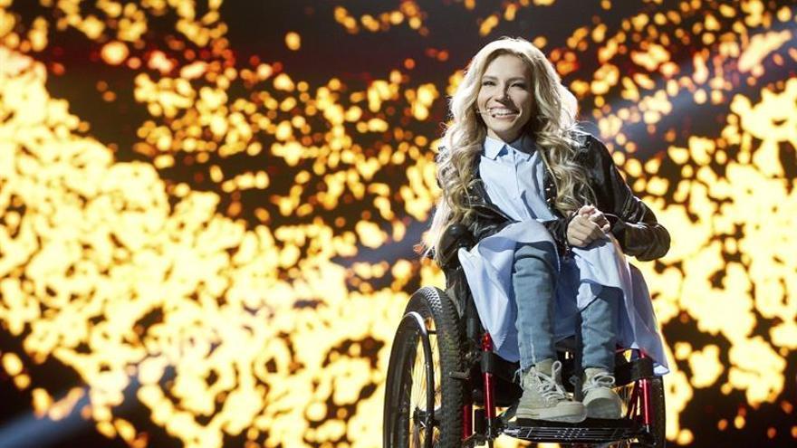 La televisión rusa no retransmitirá Eurovisión por el veto a su cantante en Kiev