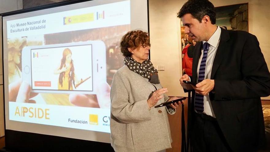 El Museo Nacional de Escultura estrena una aplicación para personas con discapacidad