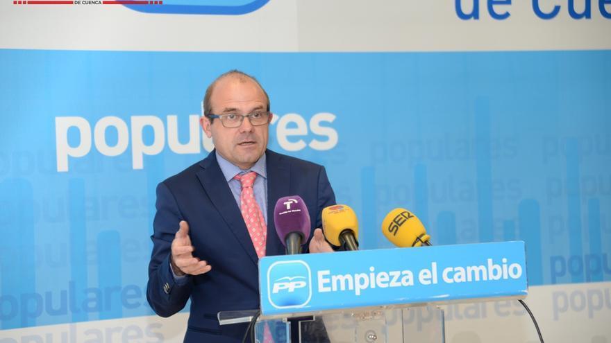 El concenal del PP en Cuenca, Pedro José García Hidalgo / Las Noticias de Cuenca