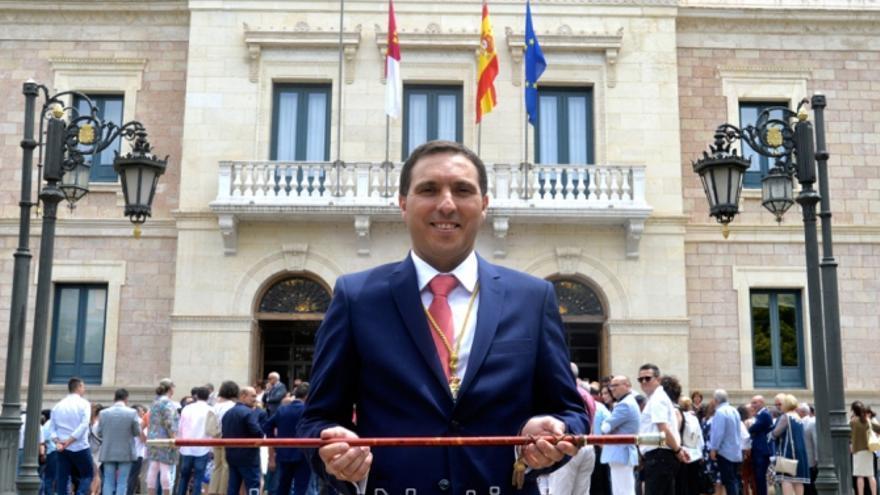 Álvaro Martínez Chana, nuevo presidente de la Diputación de Cuenca