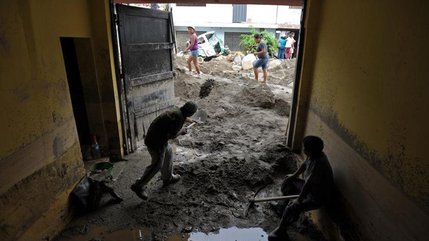 Perú declara en emergencia zona de Amazonía con 3.000 afectados por riada