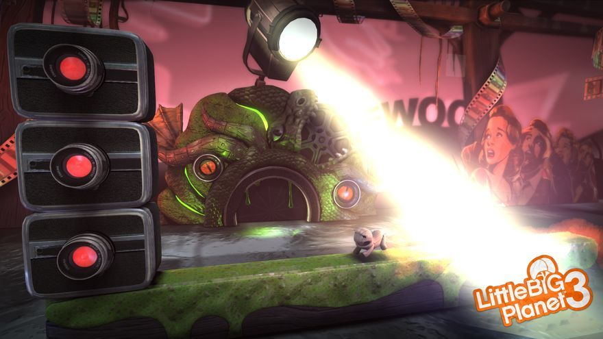 LittleBigPlanet 3 E3 2014
