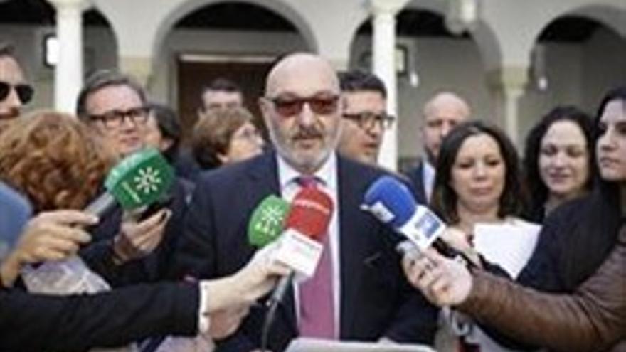 """Vox no participará en el homenaje a Blas Infante porque su figura fomenta el """"enfrentamiento cainita entre españoles"""""""