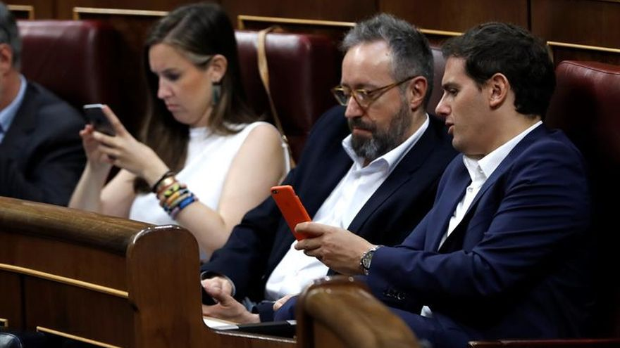 Albert Rivera intervendrá en la comparecencia de Rajoy sobre el Gürtel