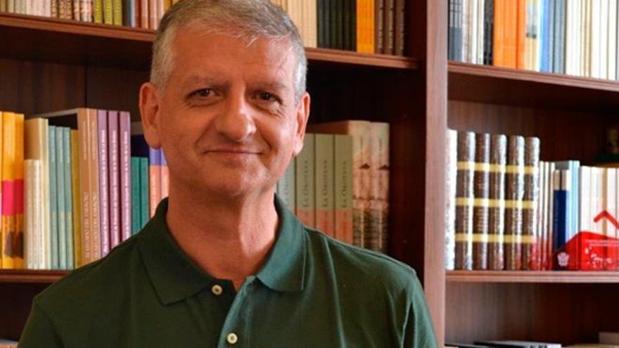 El alcalde de La Orotava y vicesecretario general de Coalición Canaria en Tenerife, Francisco Linares